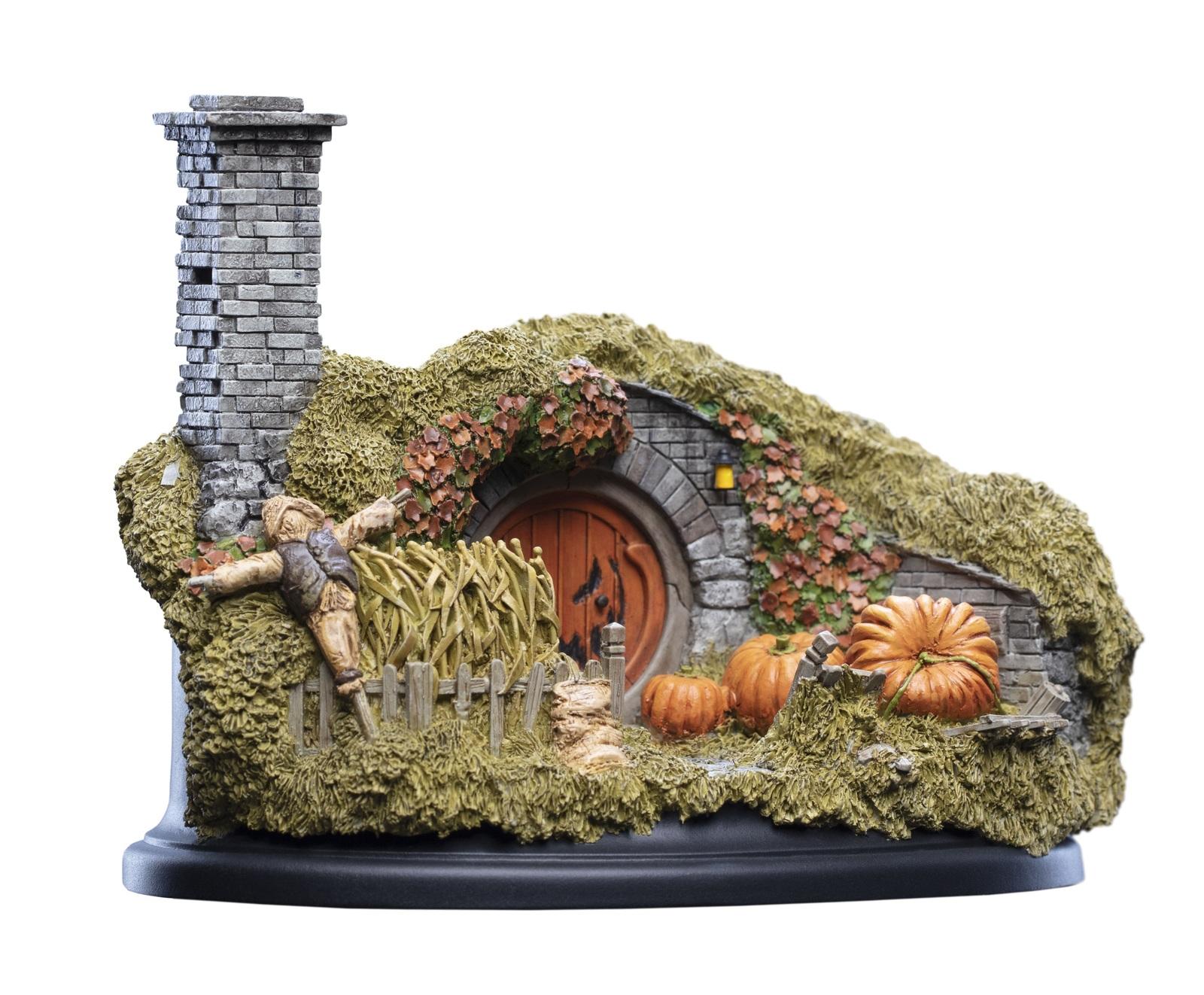 The Hobbit: 16 Bagshot Row (Halloween Edition) - Hobbit Hole Statue image
