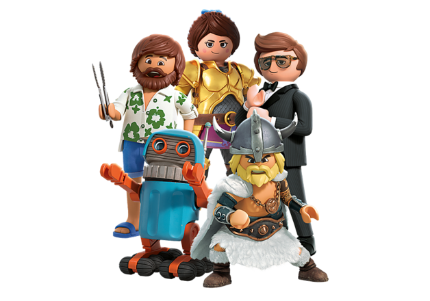 Playmobil: The Movie (S1) - Mini Figure (Blind Bag)