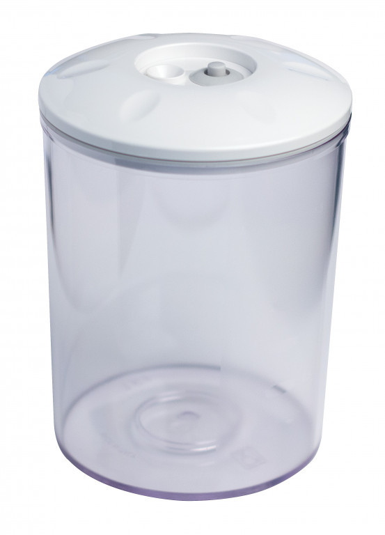 Magic Vac: Family Canister - Round (1.5L)