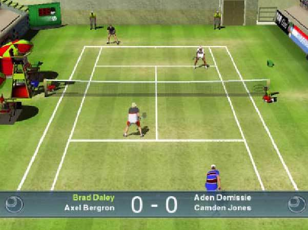 International Tennis Pro for PlayStation 2 image