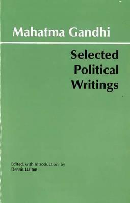 Gandhi: Selected Political Writings by Mahatma Gandhi image