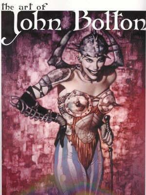 The Art of John Bolton by John Bolton
