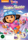 Dora The Explorer - Dora's Great Roller Skate Adventure DVD