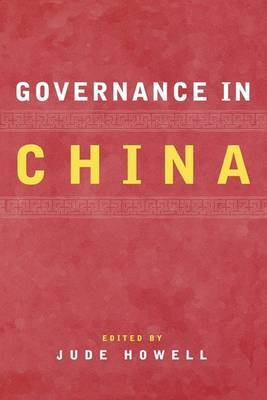 Governance in China image