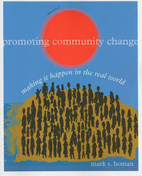 Promoting Community Change by Mark S Homan image