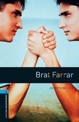 Oxford Bookworms Library: Level 5:: Brat Farrar by Josephine Tey image