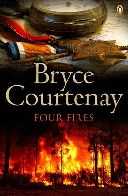 Four Fires by Bryce Courtenay image