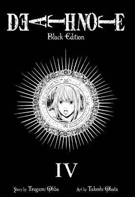 Death Note Black Edition, Vol. 4 by Tsugumi Ohba image