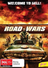 Road Wars on DVD