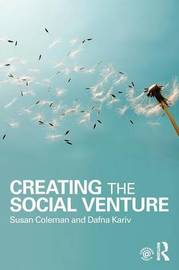 Creating the Social Venture by Susan Coleman