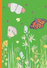 Butterfly Fields Eco-Journal (Large) by Jill Bliss
