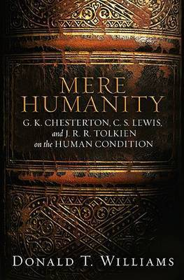 Mere Humanity by Donald T Williams image