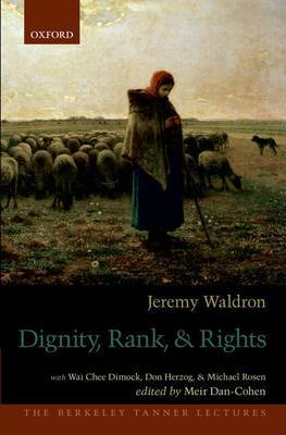 Dignity, Rank, and Rights by Jeremy Waldron image