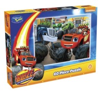 Holdson: 60pce Kids Puzzle (Start your Engines)