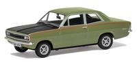 Corgi: 1/43 Vauxhall Viva GT (HB) 'Elkhart Yellow' - Diecast Model