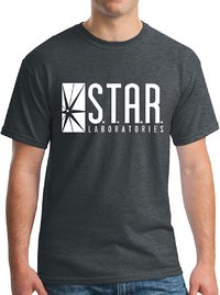 Flash Star Laboratories Tee (Small)