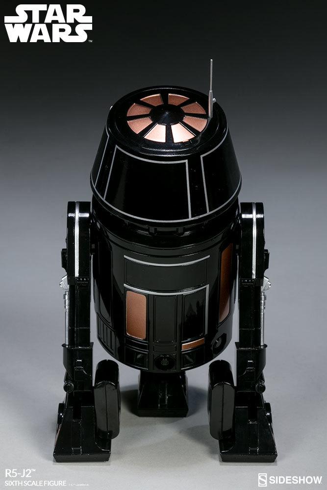 Star Wars: R5-J2 Imperial Astromech - 1:6 Scale Figure image