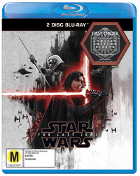 Star Wars: The Last Jedi - Dark Side (BD+Bonus) on Blu-ray