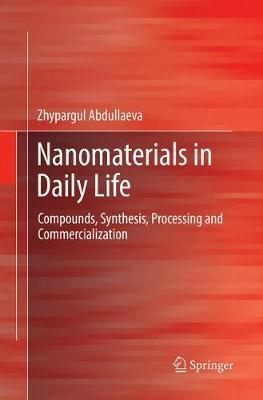 Nanomaterials in Daily Life by Zhypargul Abdullaeva image