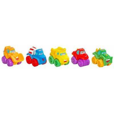 Tonka Wheel Pals Buildin' ON Up Fleet Vehicles image