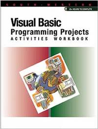 Visual Basic Programming Projects by CEP image