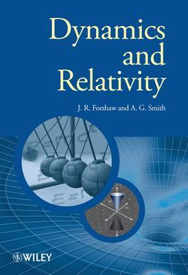 Dynamics and Relativity by Jeffrey Forshaw image