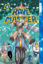 Rave Master: v. 9 by Hiro Mashima image