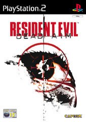 Resident Evil Dead Aim for PlayStation 2
