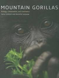 Mountain Gorillas by Gene Eckhart