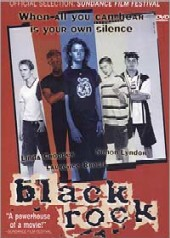 Black Rock on DVD
