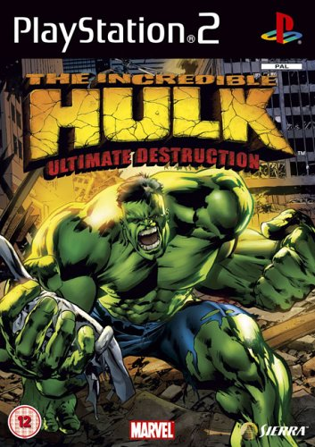 The Incredible Hulk: Ultimate Destruction for PlayStation 2 image