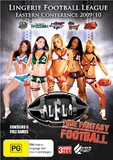 Lingerie Football League: Eastern Conference 2009/10 on DVD