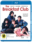 The Breakfast Club on Blu-ray
