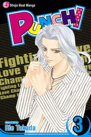 Punch!, Vol. 3 by Rie Takada