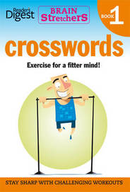 Crosswords: Exercises for a Fitter Mind! by Reader's Digest image