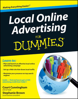 Local Online Advertising For Dummies by Court Cunningham