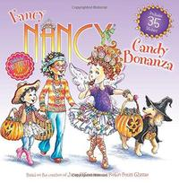 Fancy Nancy: Candy Bonanza by Jane O'Connor