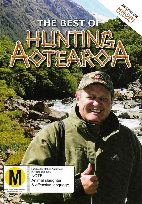 The Best Of Hunting Aotearoa on DVD