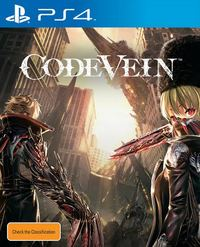 Code Vein for PS4