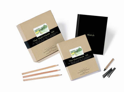 The Sketchbook Kit: The Artist's Guide to Materials, Techniques and Projects by Angela Gair image