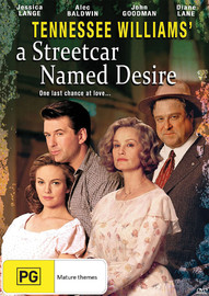 A Streetcar Named Desire on DVD