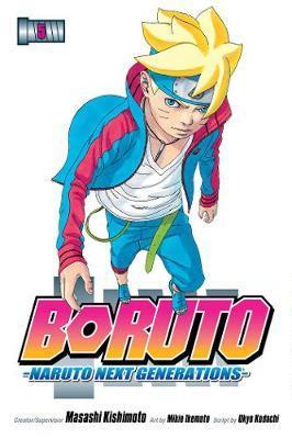 Boruto, Vol. 5 by Ukyo Kodachi
