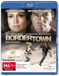 Bordertown on Blu-ray