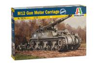 Italeri 1/72 GMC M-12 - Model Kit image