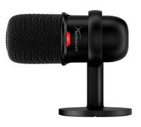 HyperX SoloCast USB Microphone for PC