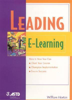 Learning E-learning by William Horton image