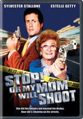 Stop Or My Mom Will Shoot on DVD