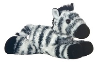 Aurora: Mini Flopsie - Zany The Zebra