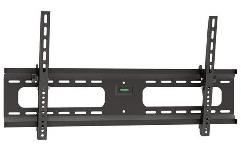 Brateck Ultra Slim Tilting Wall Bracket with Spirit Level image