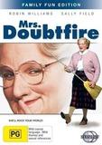 Mrs Doubtfire - Family Fun Edition (2 Disc Set) DVD
